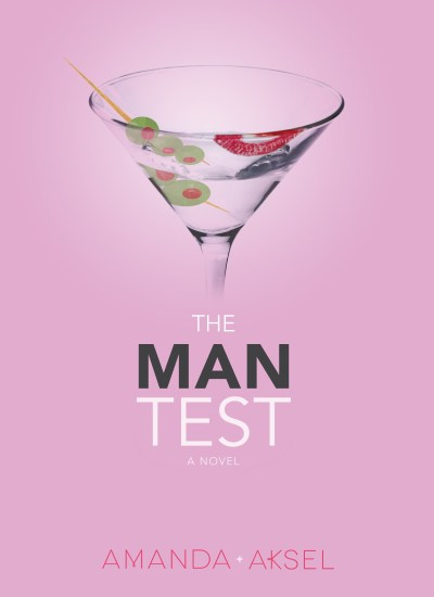 COVER REVEAL: The Man Test