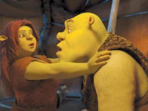 Shrek&Fiona