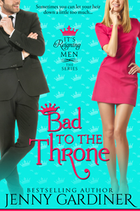 """BOOK FEATURE: """"Bad To The Throne"""""""