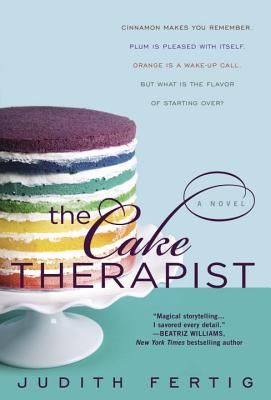 "BOOK FEATURE: ""The Cake Therapist"""