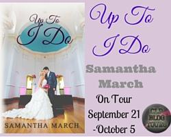 "BOOK EXCERPT: ""Up To I Do"""