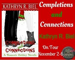 "EXCERPT of ""Completions and Connections"" and AUTHOR INTERVIEW with Kathryn R. Biel"