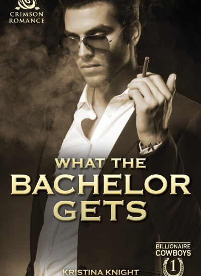 "AUTHOR FEATURE: Kristina Knight, author of ""What the Bachelor Gets"""