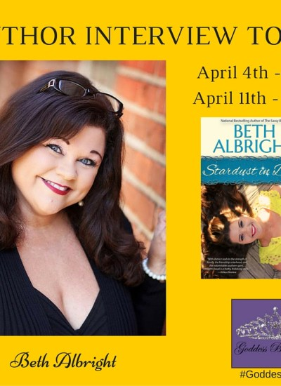 "INTERVIEW with Beth Albright, author of ""Stardust in Dixie"""