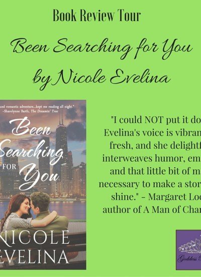 "BOOK REVIEW TOUR: ""Been Searching for You"""