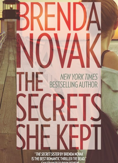 "BOOK FEATURE: ""The Secrets She Kept"" by Brenda Novak"