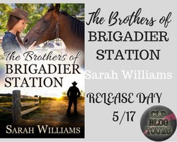 "RELEASE DAY BLITZ & REVIEW: ""The Brothers of Brigadier Station"""