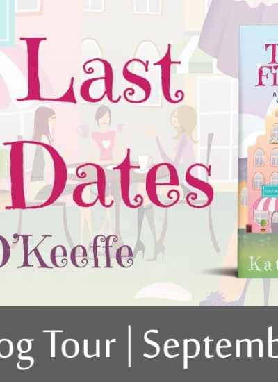 "BOOK FEATURE: ""Two Last First Dates"""