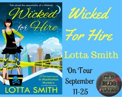 """EXCERPT of """"Wicked for Hire"""" & INTERVIEW with Lotta Smith"""