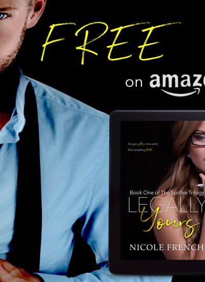 """BOOK SPOTLIGHT: """"Legally Yours"""""""