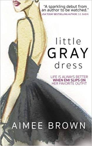 """BOOK REVIEW: """"Little Gray Dress"""""""