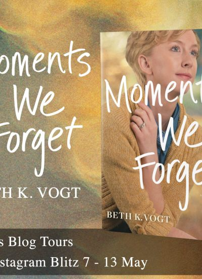 "BOOK FEATURE: ""Moments We Forget"""