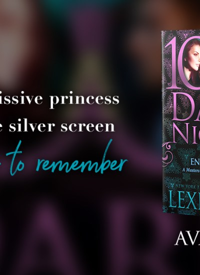 """NEW RELEASE: """"Enchanted"""" by Lexi Blake"""
