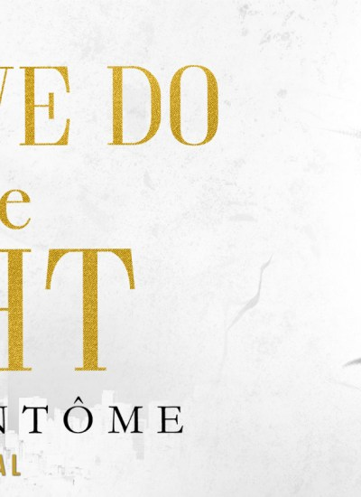 """COVER REVEAL: """"What We Do in the Light"""" by Stylo Fantôme"""