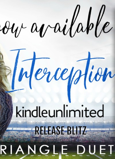 "RELEASE BLITZ: ""Interception"" by Lisa Suzanne"