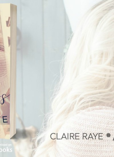 "COVER REVEAL: ""Finally Yours"" by Claire Raye"