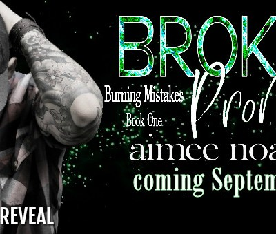 "COVER REVEAL: ""Broken Promises"" by Aimee Noalane"