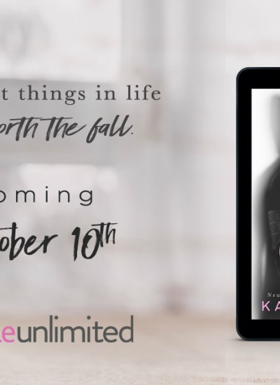 "COVER REVEAL: ""Unexpected Fall"" by Kaylee Ryan"