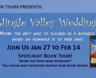 "BOOK FEATURE: ""A Jingle Valley Wedding"" by Martha Reynolds"