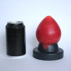 8.4 cm plug: Usable length: 11.5 cm, max. usable circumference: 26.5 cm.