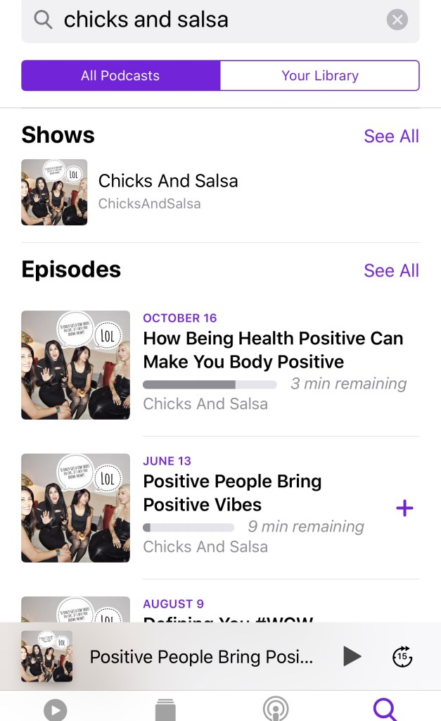 Chick Chat Podcast