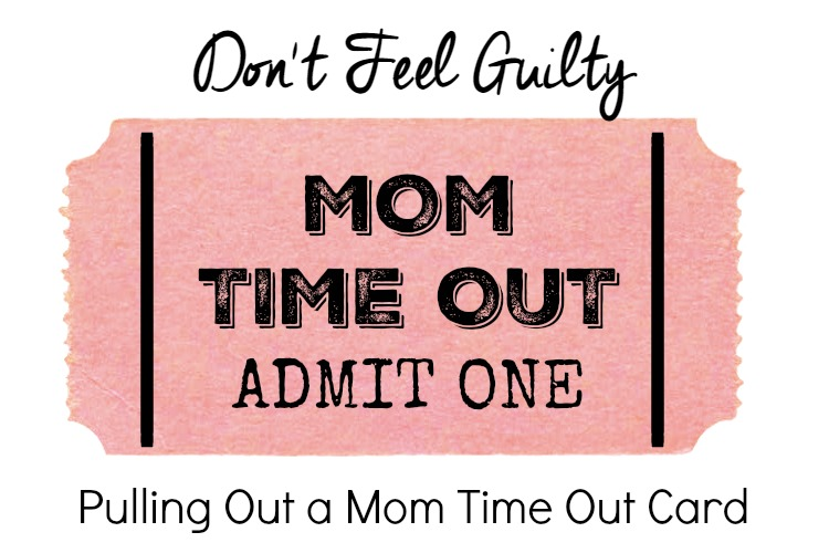 Mama Challenge - Time Out Card