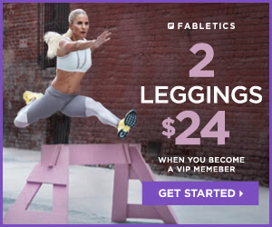 2 for $24 Leggings - Fabletics