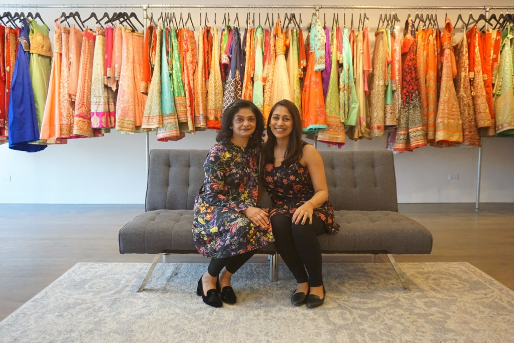 Boutique Owners Vrati Doshi and her Mother, Nita Bagia