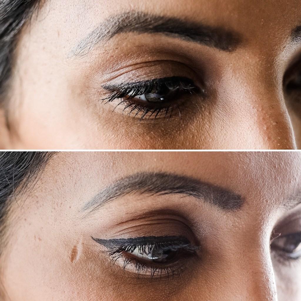 How I wear my eyeliner