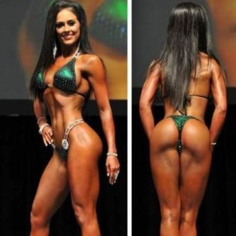 Ashley Kaltwasser Ms. Bikini Olympia 2015