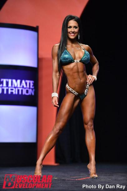Ashley Kaltwasser is the #1 bikini competitor in the nation, if not the world.