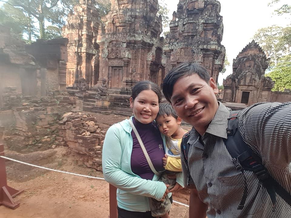 Sam Guia de habla Hispana en Cambodia