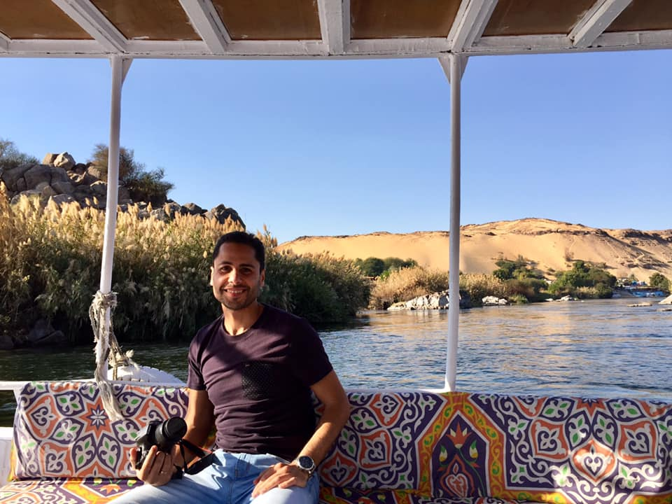 FALUCA EN ASWAN - PIOJOS ON TOUR