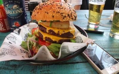 La BURGER Vegana de Amsterdam