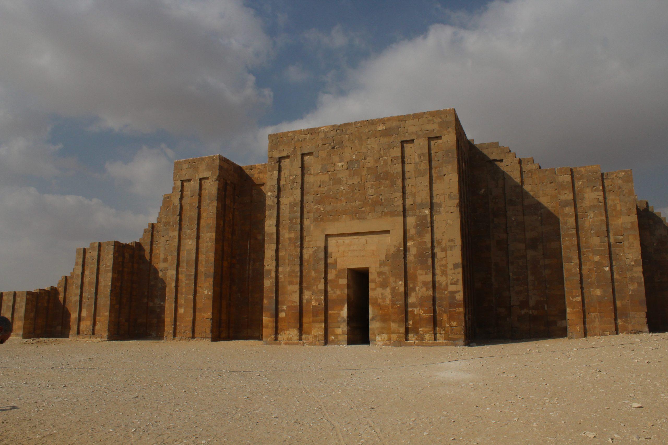 Dia 1 Egipto: Viaje Madrid – El Cairo