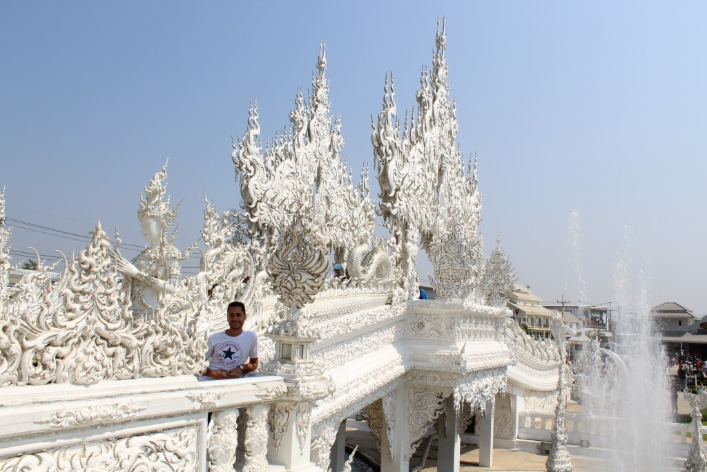 TEMPLO BLANCO - CHIANG MAI - CHIC LICES