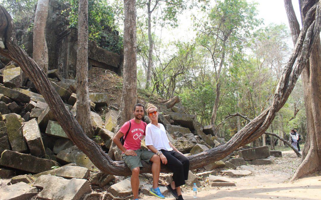 Beng Mealea…. el templo de la selva en Camboya
