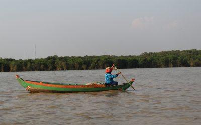 Kompong Phluk – El pueblo flotante de CAMBOYA