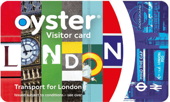 Oyster Card o Travelcard (Londres)