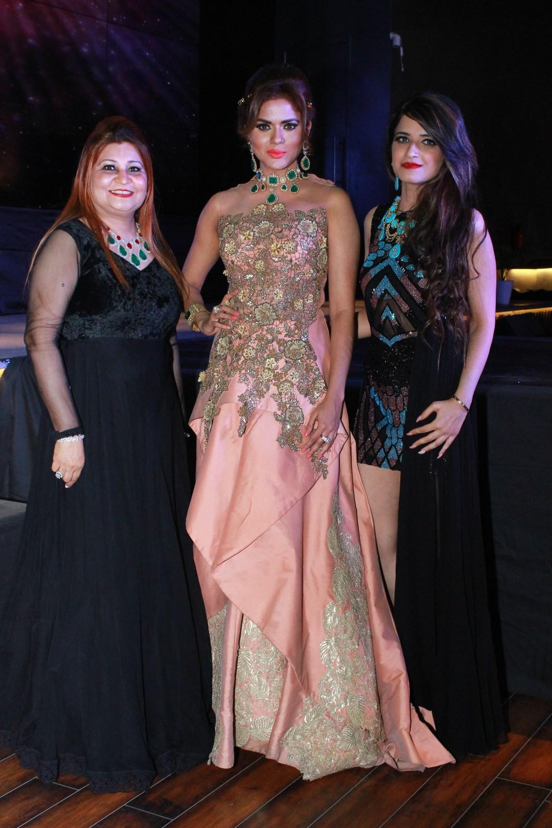 Kusum Jain, Amanpreet Wahi and Tanaya Walia