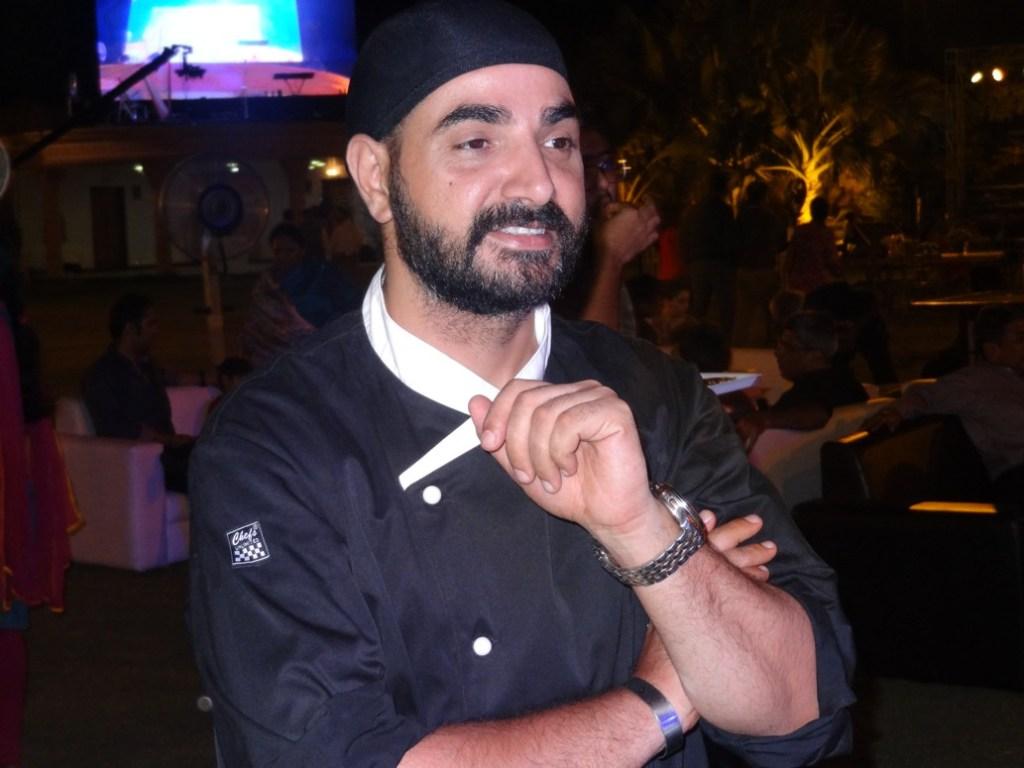 Chef Raman Kohli