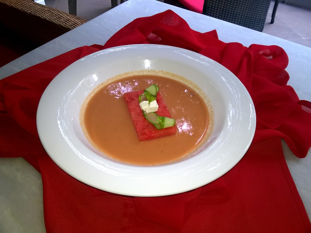 Watermelon Gazpacho 1