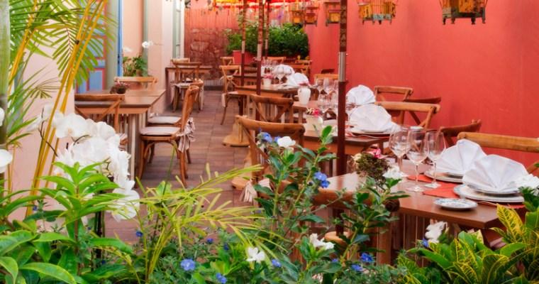 Así es el hotel Hacienda de Abajo, un auténtico museo habitable en La Palma