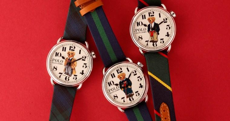 Ralph Lauren celebra 50 años en la moda con una exclusiva colección de relojes