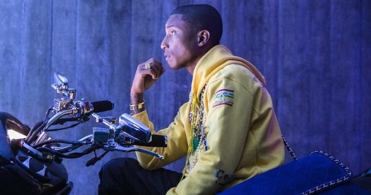 La colección que Pharrel Williams está diseñando con Chanel