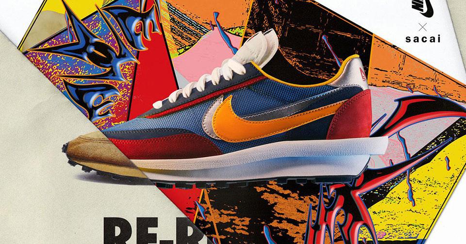 Nike x Sacai, las zapatillas con las que triunfar este verano