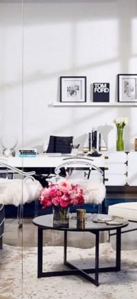 Black And White Boho Home Design  Review Home Decor