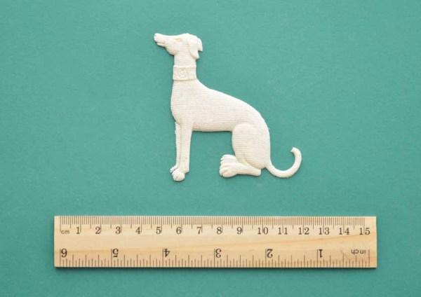 Medieval Dog Resin Moulding
