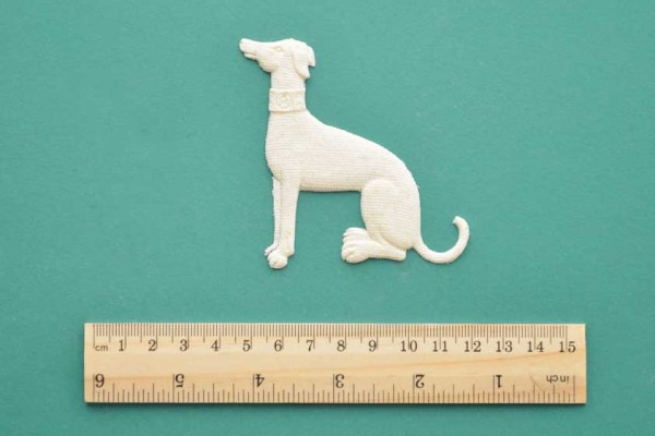 Medieval Dog Resin Moulding