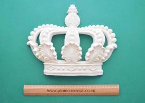Ornamental Crown Resin Moulding